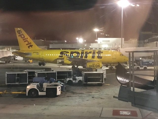 Spirit Airlines Big Front Seats: The Best Consistent