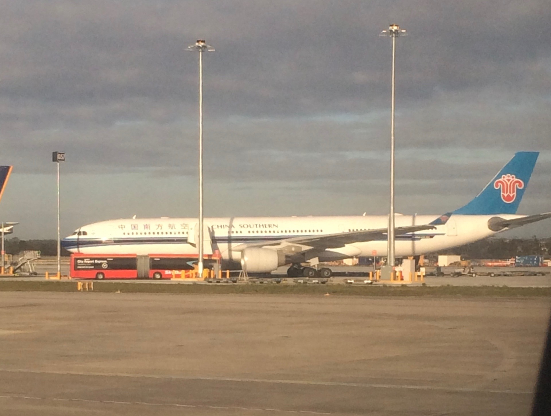 A China Southern Airlines A330-300