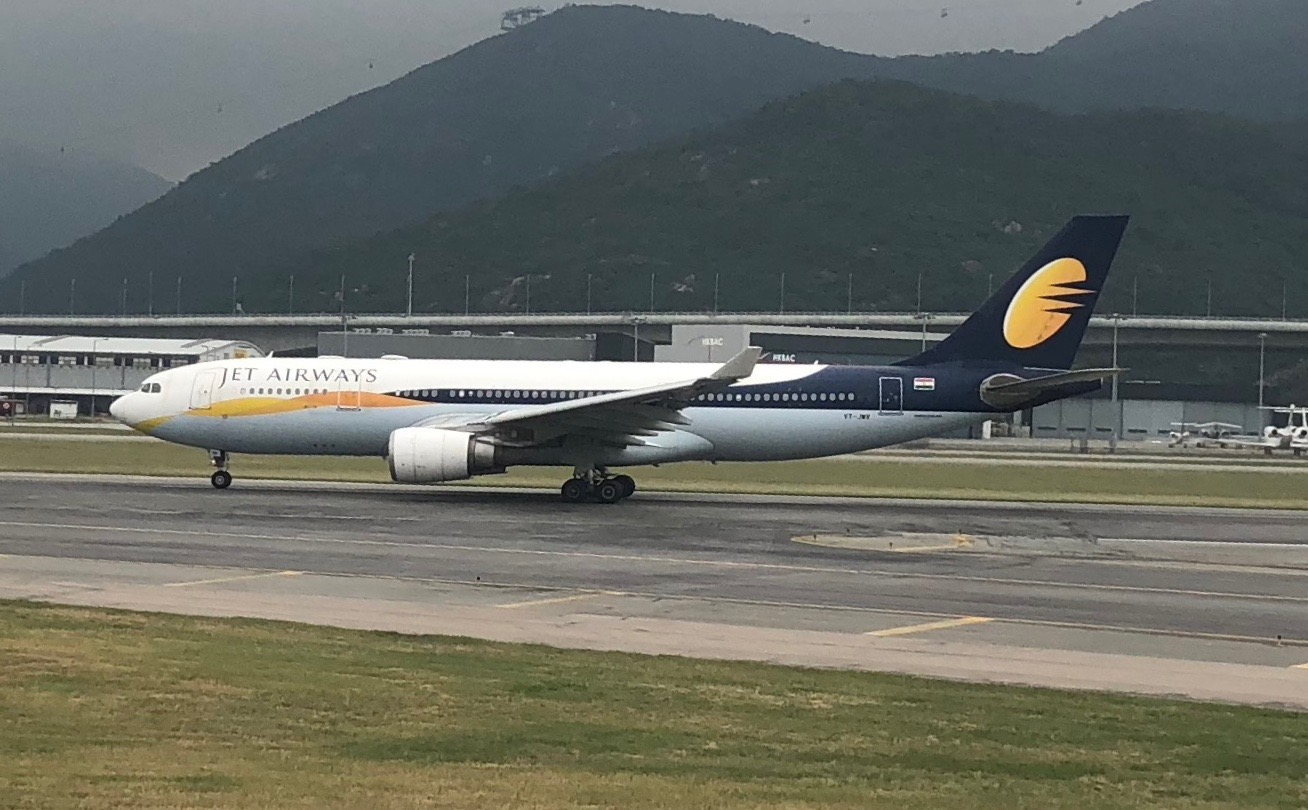 A Jet Airways Airbus A330-200