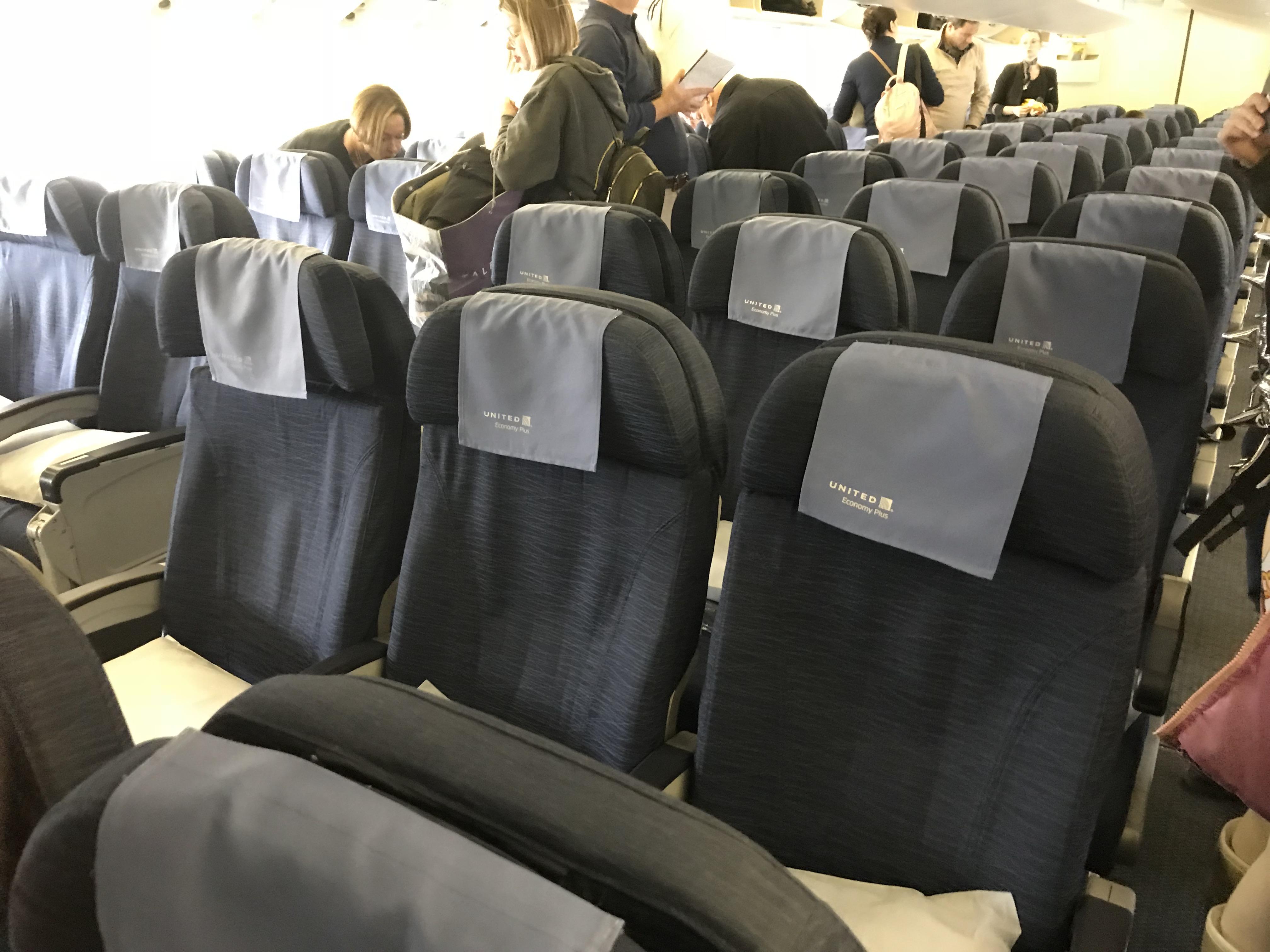 delta airlines comfort plus