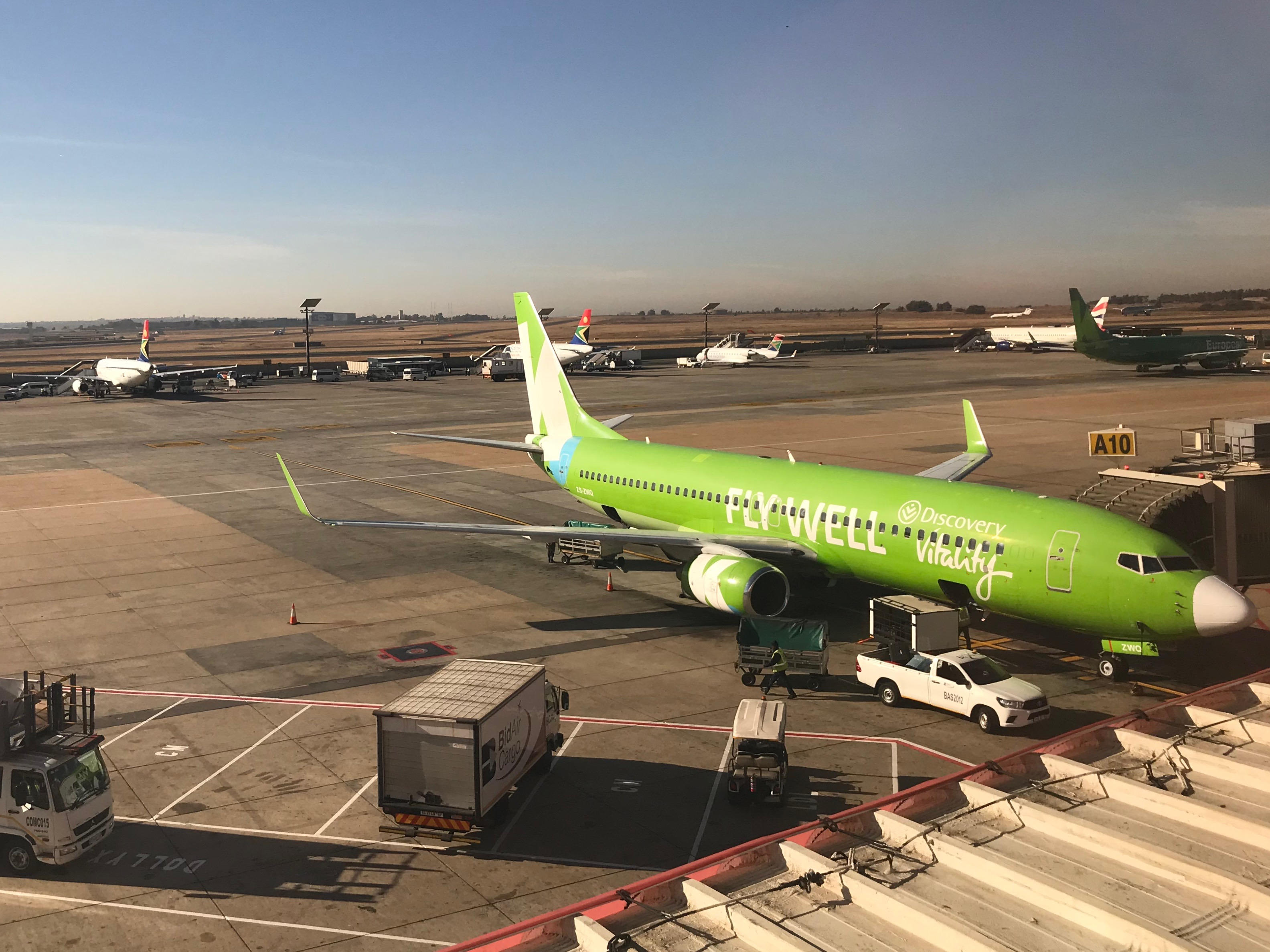 Review Kulula S 737 Economy Class From Johannesburg To Cape Town Air Travel Analysis